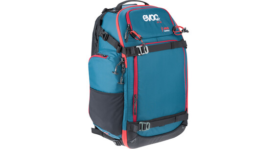 Evoc Zip-On ABS - CP 26l petrol